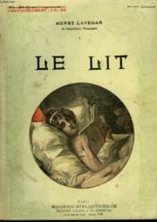 Le Lit. Collection Modern Bibliotheque. - Couverture - Format classique