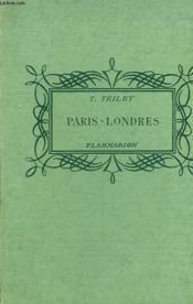 Paris-Londres. Collection : Pour Les Jeunes. - Couverture - Format classique