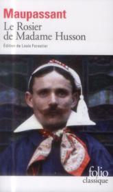 Le rosier de madame Husson - Couverture - Format classique