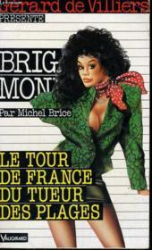 Le Tour De France Du Tueur Des Plages - Couverture - Format classique