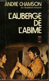 L'Auberge De L'Abime - Couverture - Format classique