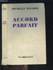 Accord Parfait - Couverture - Format classique