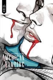 American vampire ; Intégrale vol.3 ; 1954-1959 - Couverture - Format classique