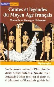 Contes & Legendes Du Moyen Age Francais - Intérieur - Format classique