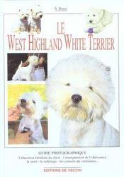 West Highland White Terrier Guide Photo - Intérieur - Format classique