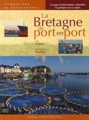 La Bretagne de port en port - Intérieur - Format classique