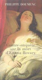 Contre-enquête sur la mort d'emma bovary - Intérieur - Format classique
