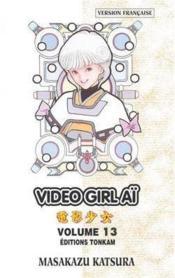 Video girl aï t.13 - Couverture - Format classique