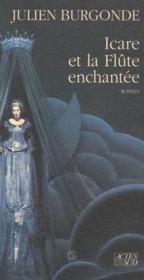 Icare et la flute enchantee - Couverture - Format classique