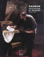 Daumier sculpteur et peintre - Intérieur - Format classique