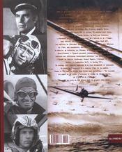 Les Ailes Du Cinema - 4ème de couverture - Format classique