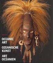 Coffret L'Art Oceanien - Intérieur - Format classique