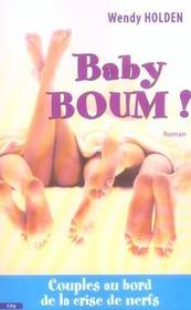 Baby boom ! couple au bord de la crise de nerfs - Intérieur - Format classique