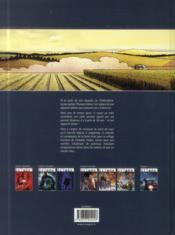 Thomas Silane t.7 ; racines - 4ème de couverture - Format classique