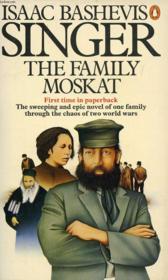 The Family Moskat - Couverture - Format classique