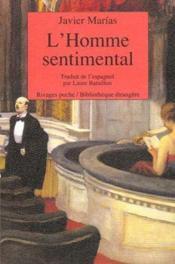 L'Homme sentimental - Couverture - Format classique