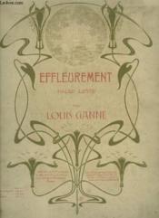 Effleurement - Valse Lente Pour Piano A 4 Mains. - Couverture - Format classique