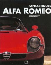 Fantastiques Alfa Romeo - Intérieur - Format classique