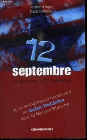 12 Septembre Ou La Vertigineuse Ascension De John Keljohn - Couverture - Format classique