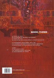 Yiu t.3 ; assassaints - 4ème de couverture - Format classique