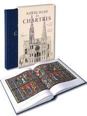 Notre-dame de chartres - Intérieur - Format classique