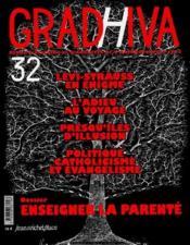 Revue Gradhiva N.32 ; enseigner la parenté - Couverture - Format classique
