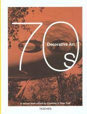 Decorative art 1970s-trilingue - Intérieur - Format classique