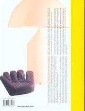 Decorative art 1970s-trilingue - 4ème de couverture - Format classique