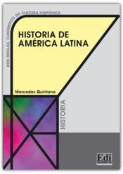 Historia De America Latina - Couverture - Format classique