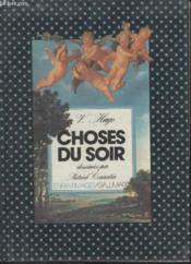 Collection Enfantimages. Choses Du Soir. - Couverture - Format classique