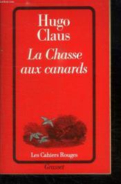 La Chasse aux canards - Couverture - Format classique