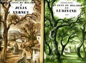 4 Tomes. Julia Vernet Tome 1, Ludivine Tome 2 , Dominique Vernet Tome 3 Premiere Partie Et Tome 3 Seconde Partie. - Couverture - Format classique