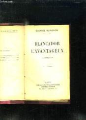 Blancador L Avantageux. - Couverture - Format classique
