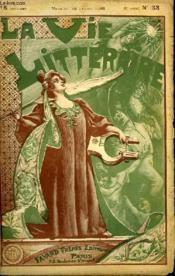Le Tambour De Basque. La Vie Litteraire. - Couverture - Format classique