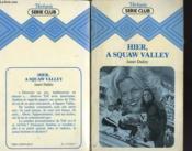 Hier A Squaw Valley - Couverture - Format classique