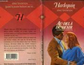 Au Dela Du Desir - A Novel Affair - Couverture - Format classique