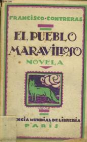El Pueblo Maravilloso - Couverture - Format classique