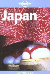 Japon ; 7e Edition ; Anglais - Intérieur - Format classique