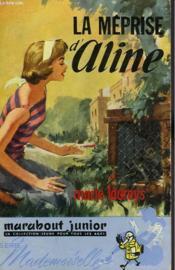 La Meprise D'Aline - Couverture - Format classique