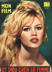 Mon Film N° 754 - Et Dieu Crea La Femme - Couverture - Format classique