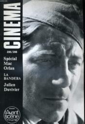 L'Avant-Scene Cinema N°285 / 286 - Special Mac Orlan - La Bandera - Julien Duvivier... - Couverture - Format classique