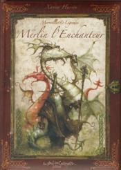 Merveilles et légendes de Merlin l'enchanteur - Couverture - Format classique