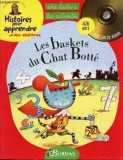 Les Baskets Du Chat Botte - Couverture - Format classique