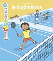 Le badminton - Couverture - Format classique