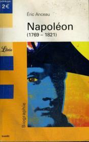 Napoleon, 1769-1821 - Couverture - Format classique