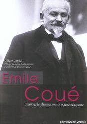 Emile Coué - Intérieur - Format classique