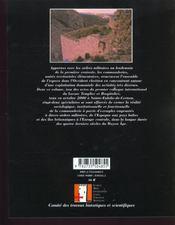 La commanderie ; institution des ordres militaires dans l'occident médiéval - 4ème de couverture - Format classique