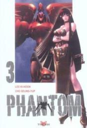 Phantom t.3 - Couverture - Format classique