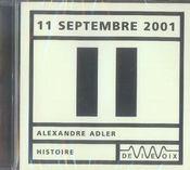 11 septembre 2001 - Intérieur - Format classique