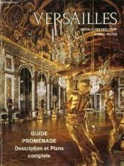 Versailles en francais - Couverture - Format classique